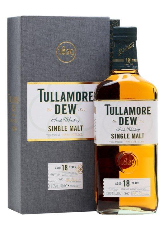Tullamore Dew Single Malt 18 Year 750ml