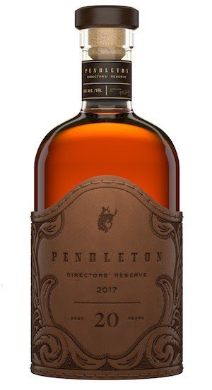 Pendleton Canadian Whisky Director's Reserve 750ml