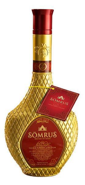 Somrus Indian Chai Cream Liqueur 750ml