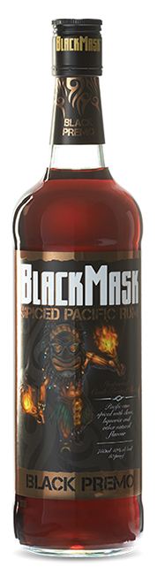 Black Mask Black Premo 750ml