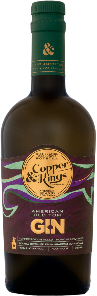 Copper & Kings American Old Tom Gin 750ml