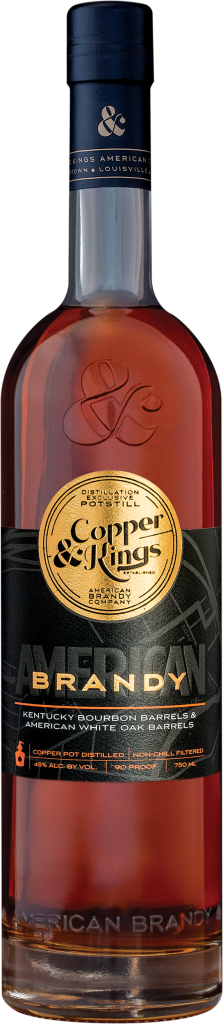 Copper & Kings American Brandy 750ml