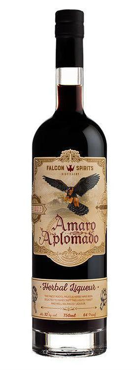 Falcon Spirits Amaro Aplomado 750ml