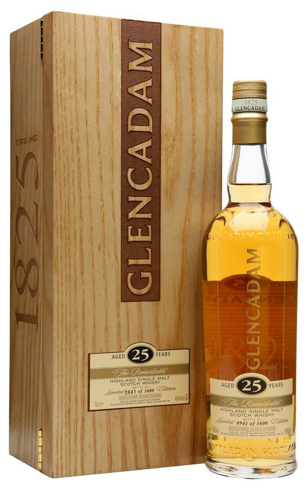 Glencadam 25 Yrs 750ml