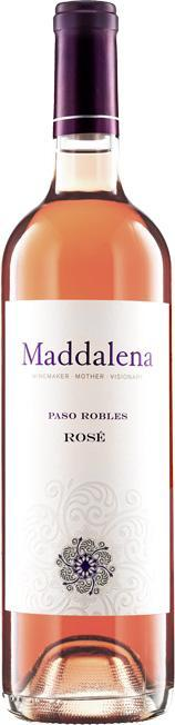 Maddalena Paso Robles Rose 2018 750ml