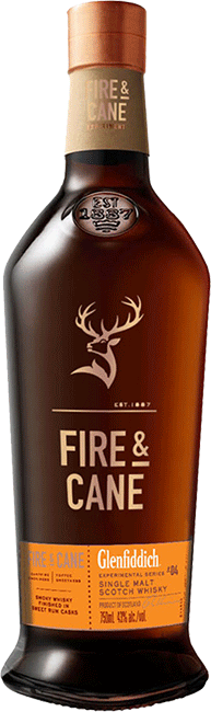 Glenfiddich Fire & Cane 750ml