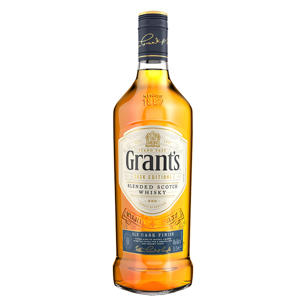 Grant's Ale Cask Finish Whiskey 750ml