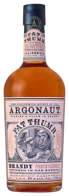 Argonaut Fat Thumb Brandy 750ml
