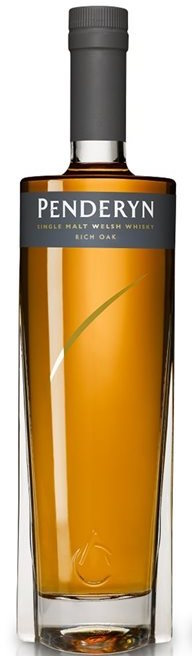 Penderyn Rich Oak Welsh Whiskey 750ml