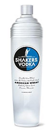 Shakers Wheat Vodka 1.75L