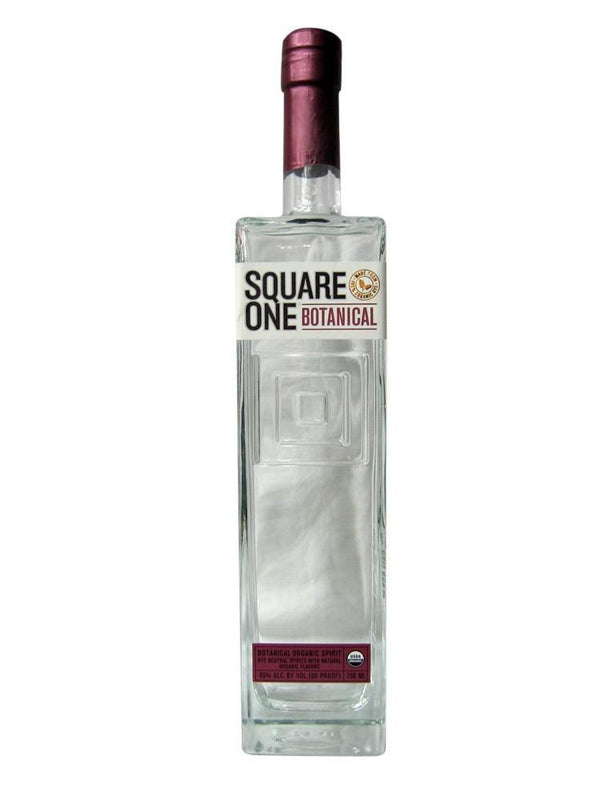 Square One Botanical Vodka 750ml