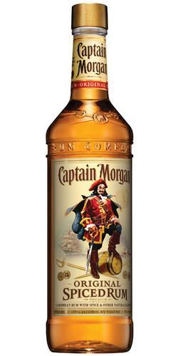 Captain Morgan Rum 750ml