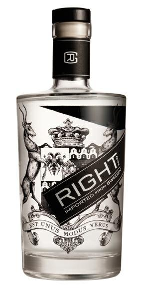 Right Gin 750ml