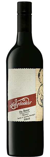 Mollydooker The Boxer Shiraz 2017 750ml