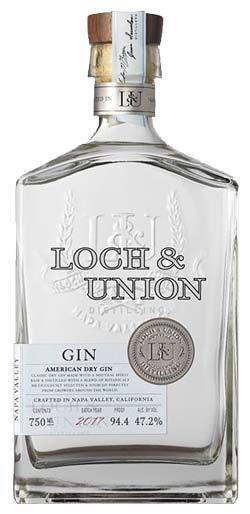 Loch & Union American Dry Gin 750ml