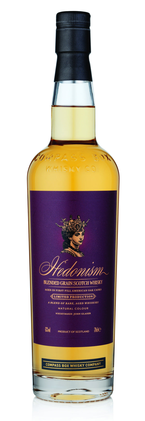 Compass Box Hedonism 750ml