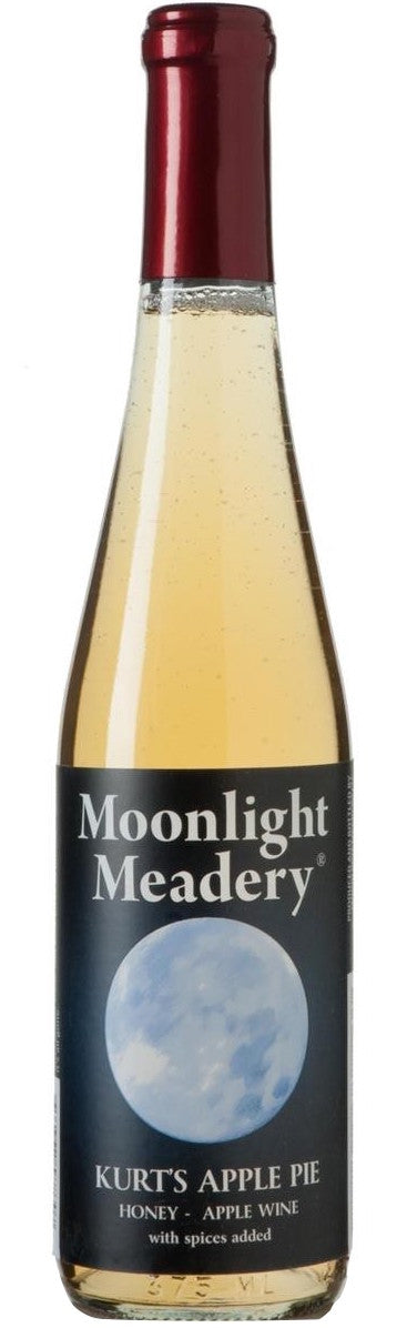 Moonlight Meadery Kurt's Apple Pie Mead 375ml