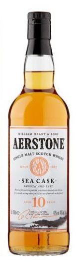 Aerstone Sea Cask Whiskey 10Yr 750ml