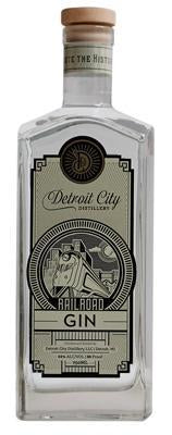 Detroit City Railroad Gin 750ml