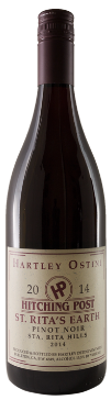 Hitching Post Pinot Noir St. Rita's Earth 2016 750ml