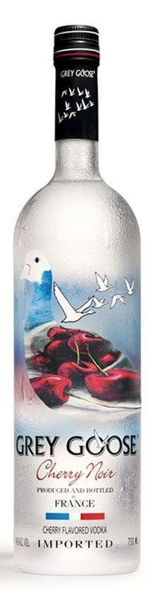 Grey Goose Cherry Noir 750ml