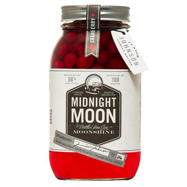 Midnight Moon Cranberry 750ml
