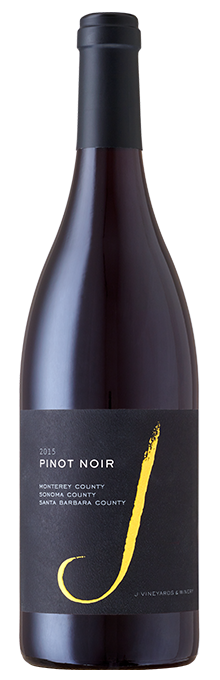 J Vineyards Pinot Noir Multi-Appellated 2018 750ml