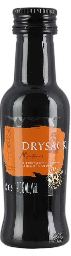 Dry Sack Medium Sherry 50ml
