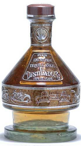 El Destilador Limited Edition Anejo 750ml