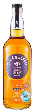 Stalk & Barrel Blue Blend Canadian Whiskey 750ml