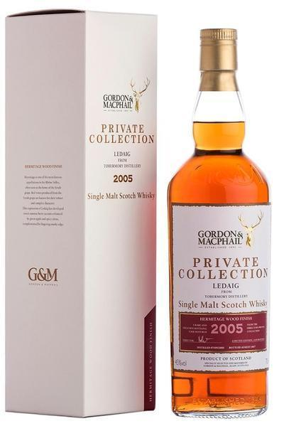 G&M Ledaig 11 Years Hermitage 2005 750ml