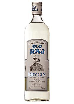 Old Raj Red 92 Proof Gin 750ml