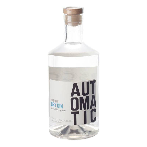Automatic Uptown Dry Gin 750ml