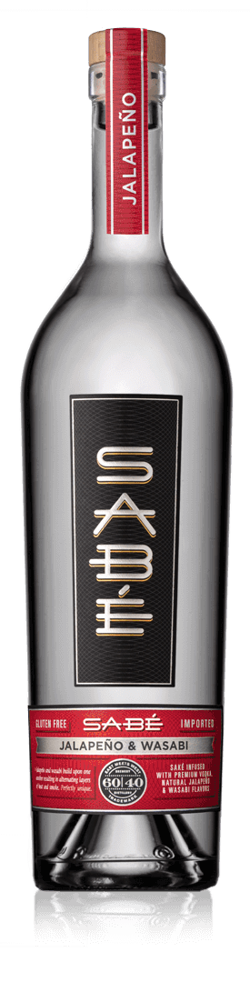 Sabe Sake Jalapeno & Wasabi Vodka 750ml