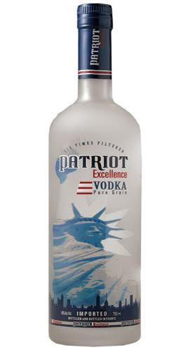 Patriot Vodka Excellence 750ml
