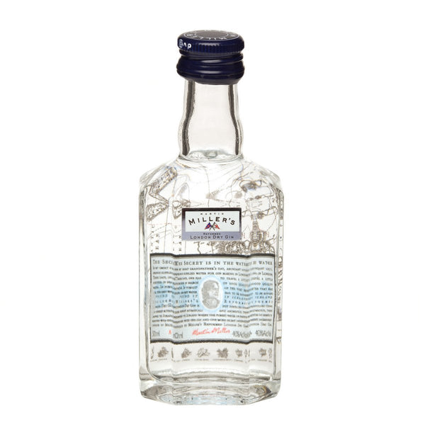 Martin Miller's Gin 80 Proof 50ml