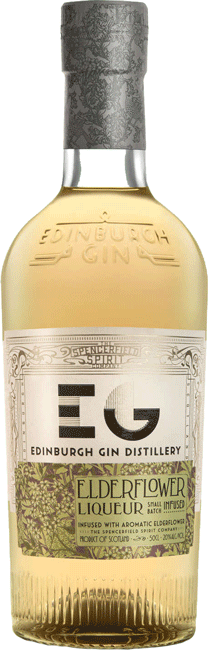 Edinburgh Elderflower Liqueur 750ml