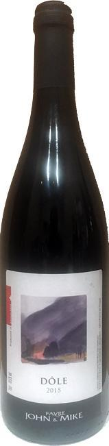 Rene Favre Dole Chamoson Red 2015 750ml