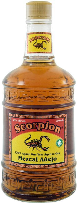 Scorpion Mezcal Anejo 1 Yrs 750ml