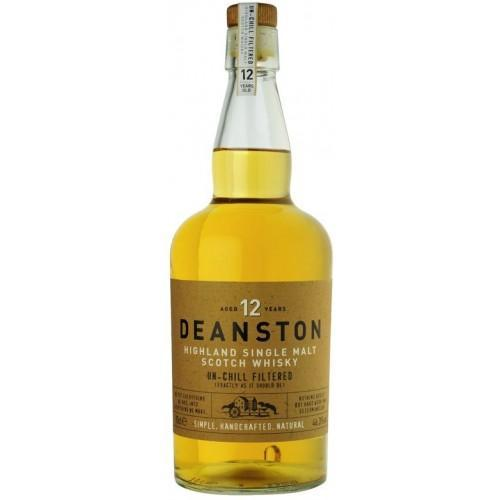 Deanston 12 Year Old Single Malt Whisky 750ml