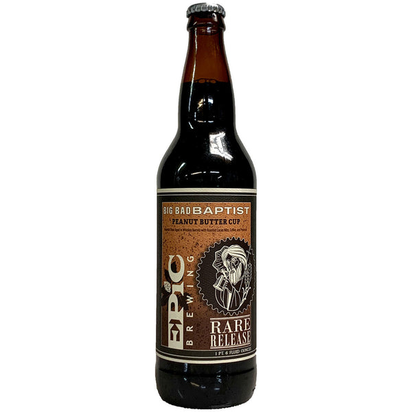 Epic Big Bad Baptist Stout P.B. Cup 22oz