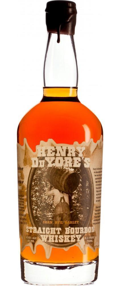 Ransom Henry DuYore's Rye Whiskey 750ml