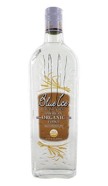Blue Ice Organic Wheat Vodka 750ml