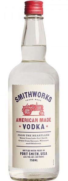 Smithworks Vodka 750ml