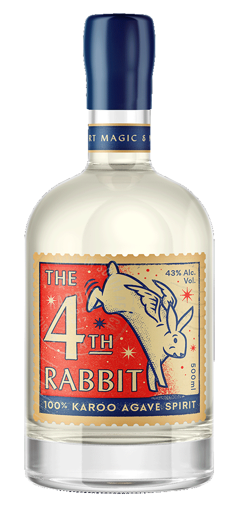 The 4th Rabbit Agave Spirit 750ml