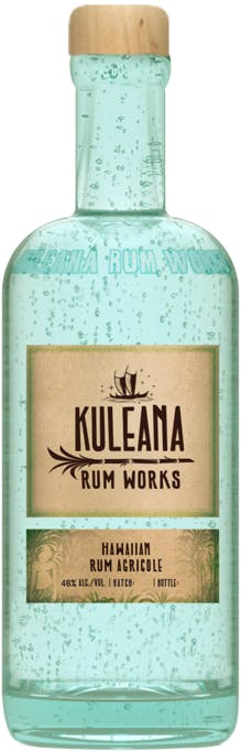 Kuleana Rum Works Hawaiian Agricole 750ml