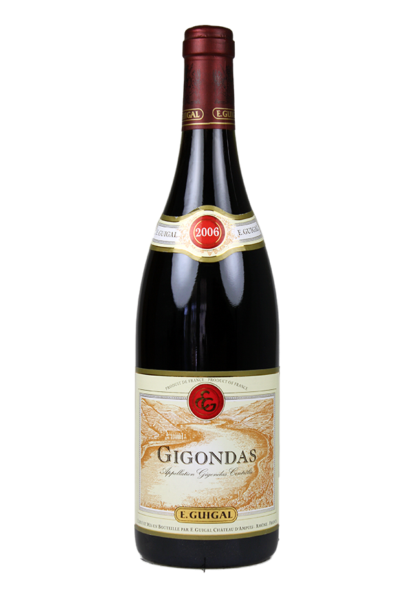 Guigal Gigondas Rouge 2015 750ml