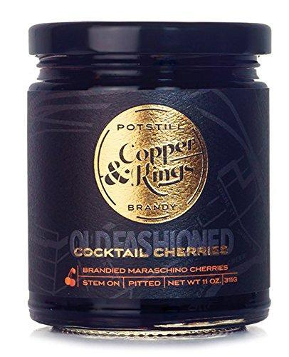 Copper & Kings Old Fashioned Cherries 11oz