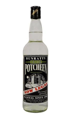 Bunratty Potcheen 750ml