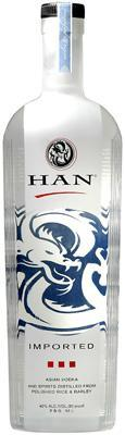 Han Vodka 80 Proof 750ml